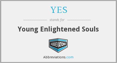 YES - Young Enlightened Souls