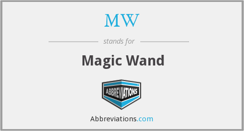 MW - Magic Wand