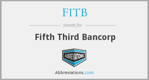 FITB - Fifth Third Bancorp
