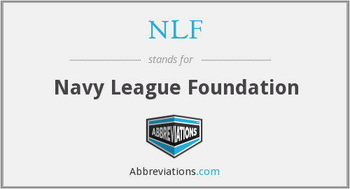 NLF - Navy League Foundation