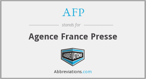 What does AFP stand for?