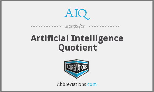 What does AIQ stand for?