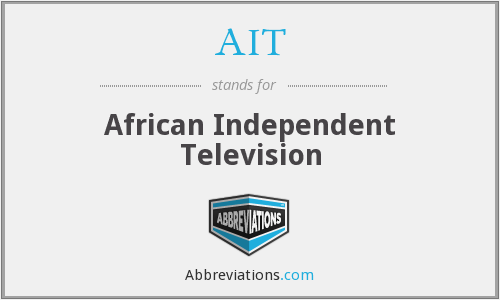 AIT - African Independent Television