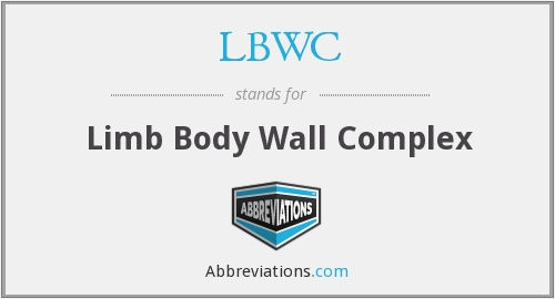 What does LBWC stand for?