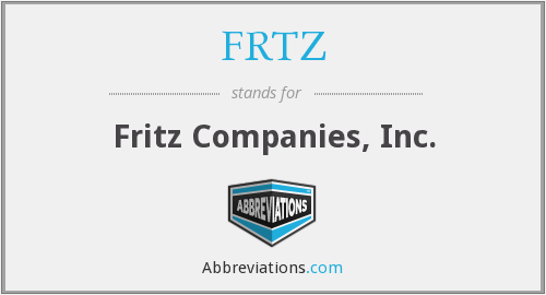 What does fritz stand for?
