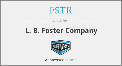 What does FSTR stand for?