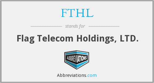 What does FTHL stand for?