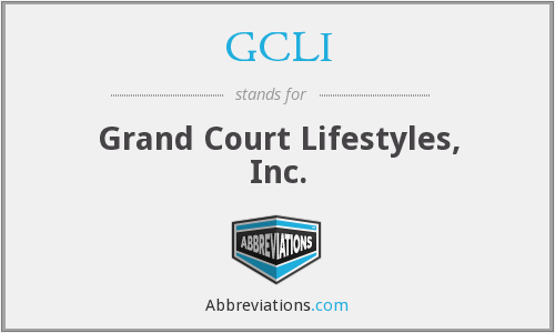 What does GCLI stand for?