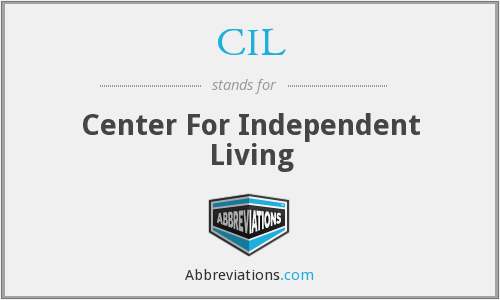 What does CIL stand for?