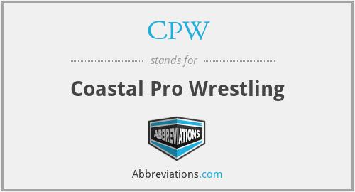 CPW - Coastal Pro Wrestling