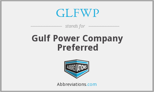 GLFWP - Gulf Power Company Preferred