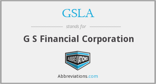 What does GSLA stand for?