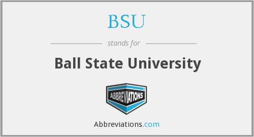 What does BSU stand for?