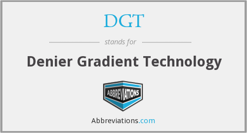 DGT - Denier Gradient Technology