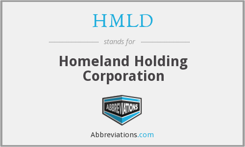 What does HMLD stand for?