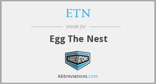 ETN - Egg The Nest