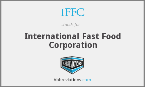 What does IFFC stand for?