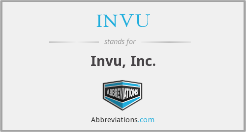 What does INVU stand for?