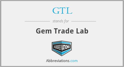 GTL - Gem Trade Lab