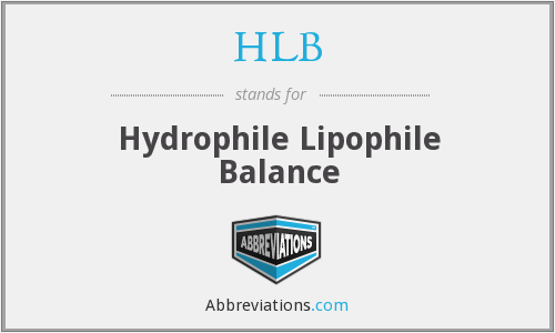 What does HLB stand for?