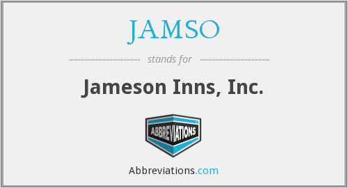 What does JAMSO stand for?