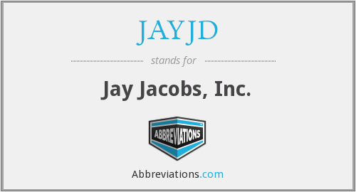 What does JAYJD stand for?