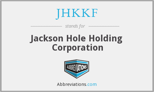 What does JHKKF stand for?