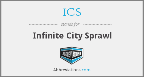 ICS - Infinite City Sprawl