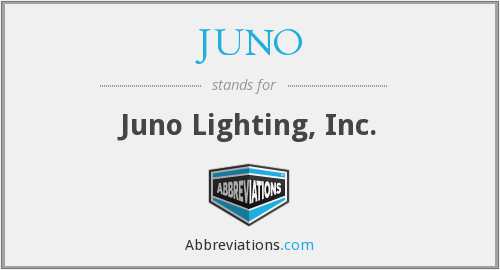 What does JUNO stand for?