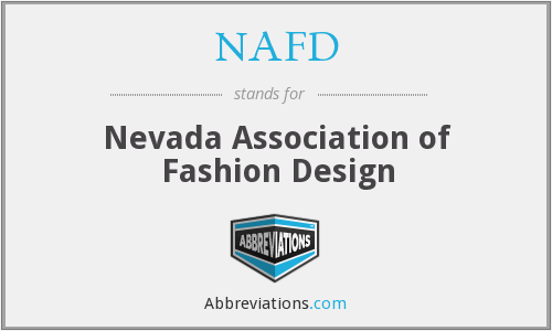 NAFD - Nevada Association of Fashion Design
