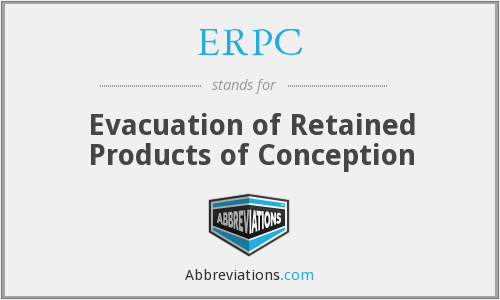 What does ERPC stand for?