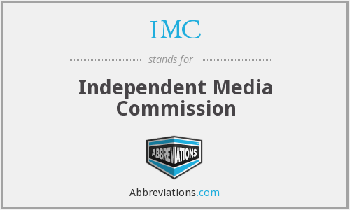 IMC - Independent Media Commission