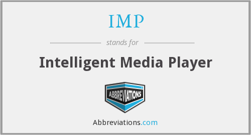 IMP - Intelligent Media Player