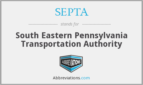 What does SEPTA stand for?