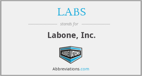 LABS - Labone, Inc.