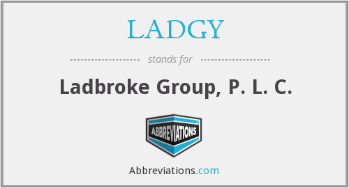 LADGY - Ladbroke Group, P. L. C.