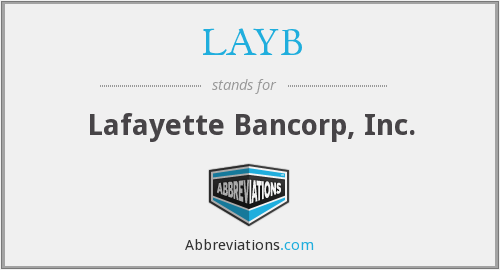 What does LAYB stand for?