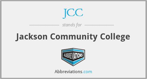 JCC - Jackson Community College
