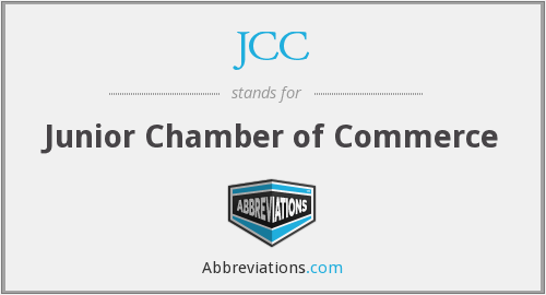 JCC - Junior Chamber of Commerce