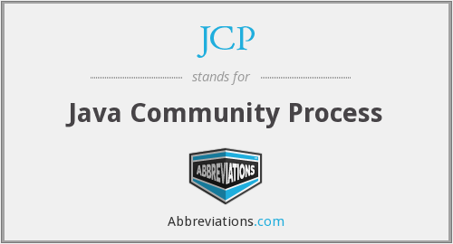 What does JCP stand for?