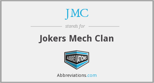 JMC - Jokers Mech Clan