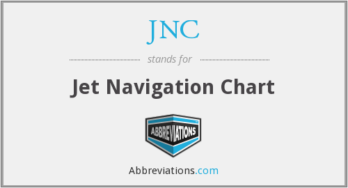What does JNC stand for?