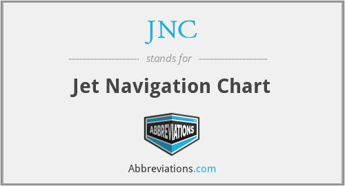 JNC - Jet Navigation Chart
