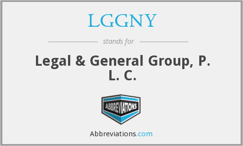 What does LGGNY stand for?
