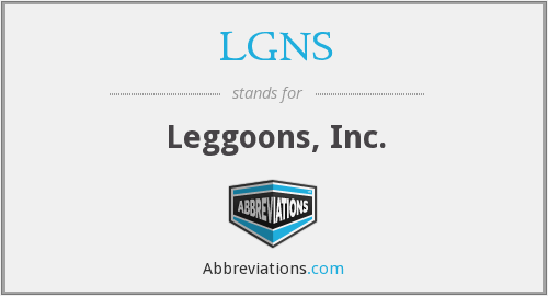 What does LGNS stand for?