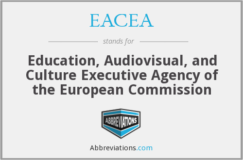 EACEA - Education, Audiovisual, and Culture Executive Agency of the European Commission