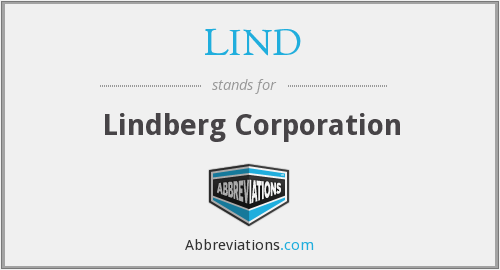 What does LIND stand for?