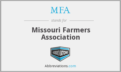 MFA - Missouri Farmers Association