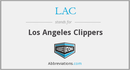 LAC - Los Angeles Clippers