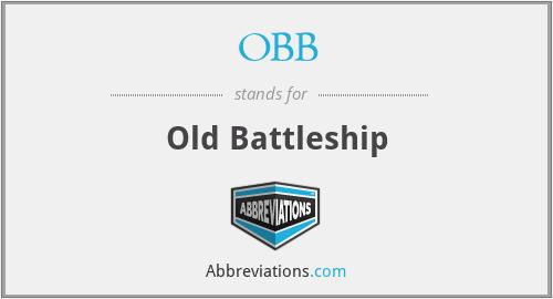 OBB - Old Battleship